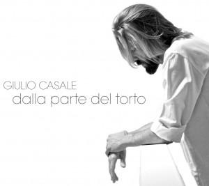 Giulio Casale - Dalla parte del torto - cd cover