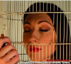 Roberta Di Lorenzo - SU QUESTO PIANO CHE SI CHIAMA TERRA - cd cover