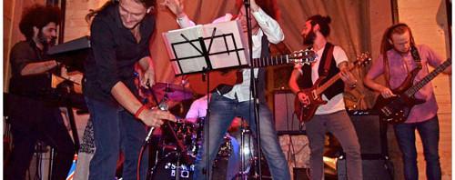 Fantasia Pura Italiana in concerto al Jazz Club di Firenze