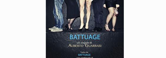 Alberto Guarrasi firma la colonna sonora di 'Battuage'