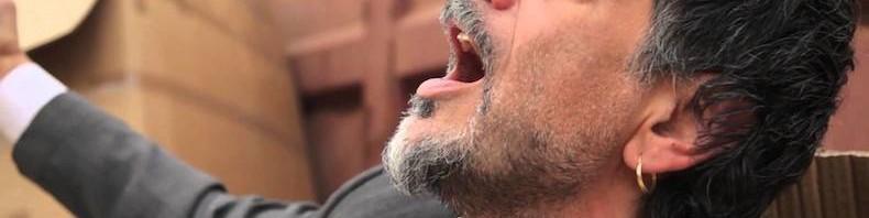 MONTI DAUNI / Omaggio a Modugno con Mirco Menna il 14/8 a Troia (FG)