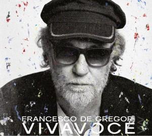 Francesco De Gregori - VIVAVOCE cover CD