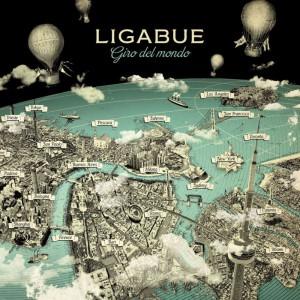 LIGABUE Giro del mondo cover