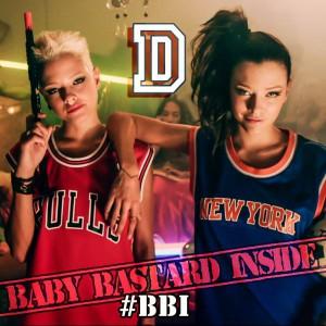 Le Donatella_ Cover Baby Bastard Inside_