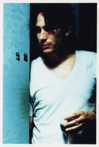 Jeff Buckley © Mikio Ariga - Wine Blue