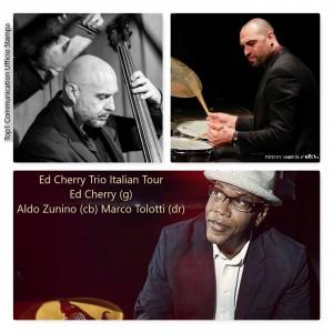 Ed Cherry Trio Italian Tour Top1 Communication Ufficio stampa