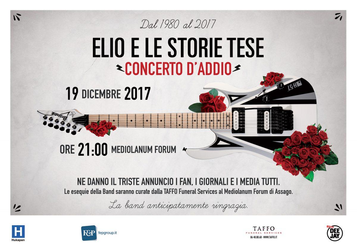 Elio e le Storie Tese: l'addio alle scene con il singolo Licantropo Vegano e un concerto al Forum di Assago