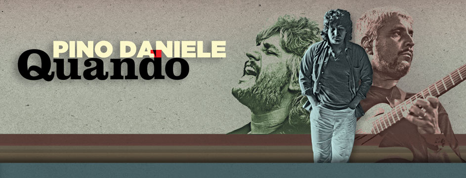Quando, Il cofanetto del percorso artistico di Pino Daniele dal 1981 al 1999