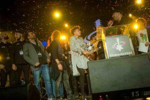 Tour Music Fest 2017 Premiazioni e staff