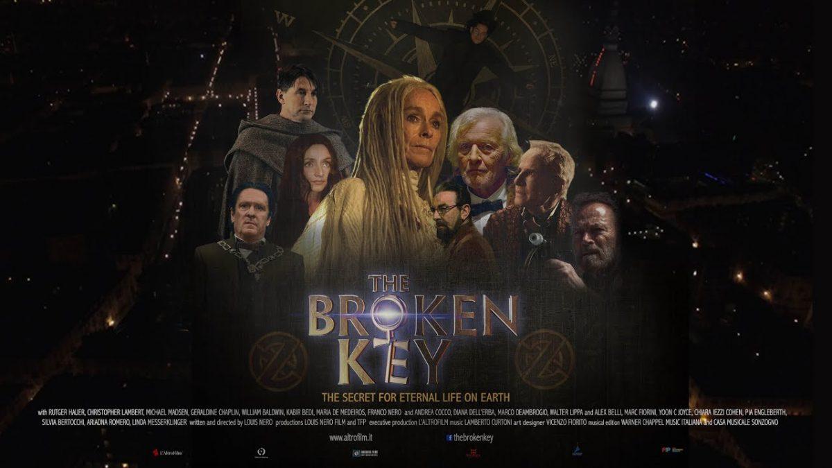 The Broken Key, la colonna sonora è di Lamberto Curtoni
