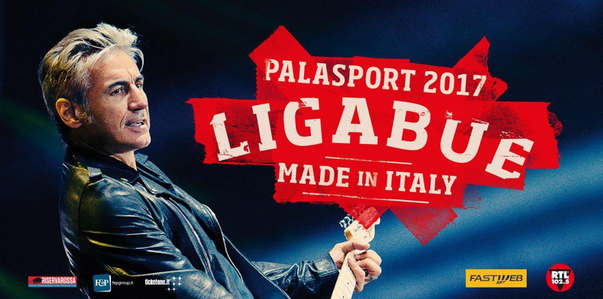 ligabue made in italy