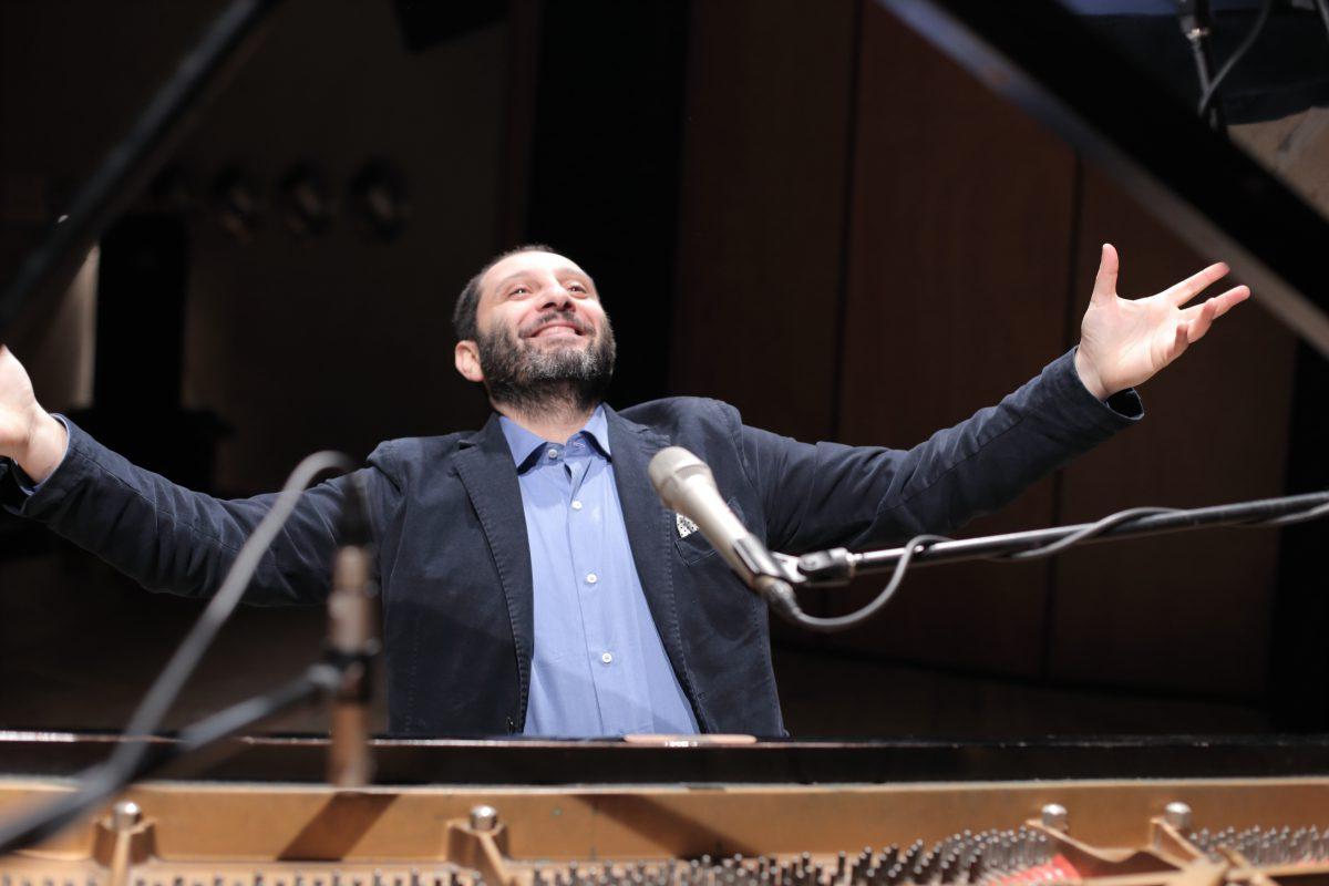 "Santi Scarcella presenta ""Da Manhattan a Cefalù""   Auditorium Parco della Musica – Sala Petrassi"