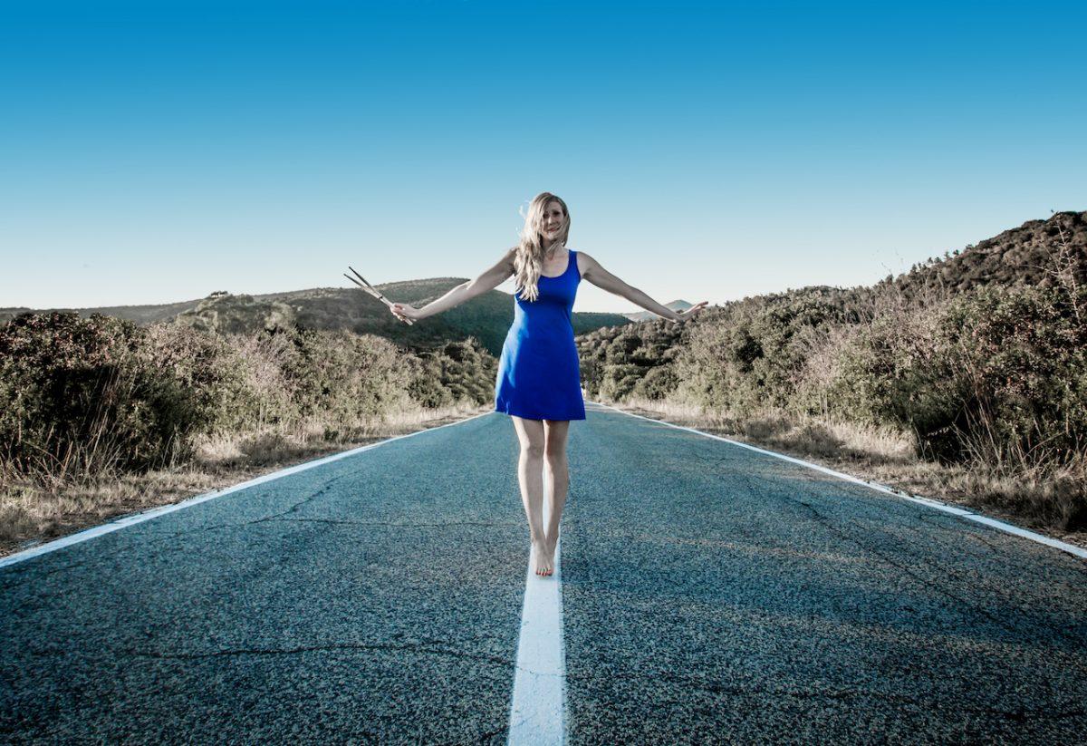 """""""La terza via"""". Cecilia Sanchietti in concerto presenta il nuovo album all'Elegance Cafè"""