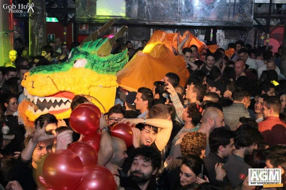 """Any Given Monday torna al Qube, lunedì 4 febbraio si festeggia il """"Capodanno Cinese"""""""