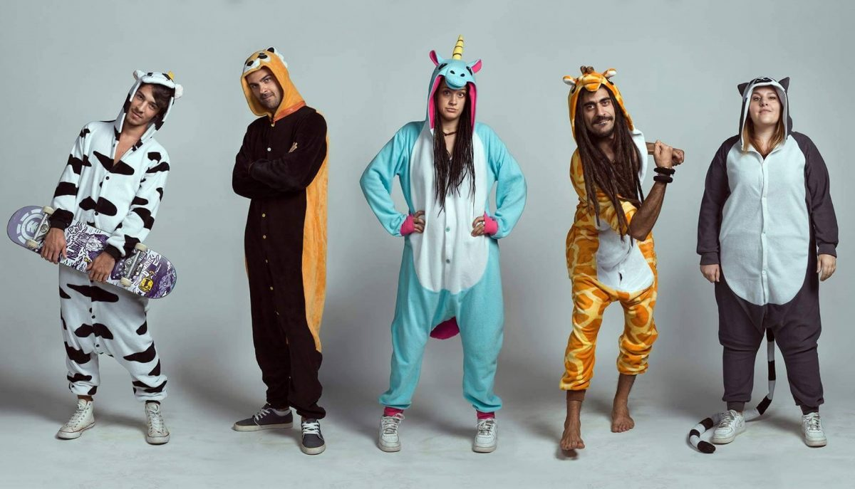 Pijamaparty, con il debut album arriva anche il tour