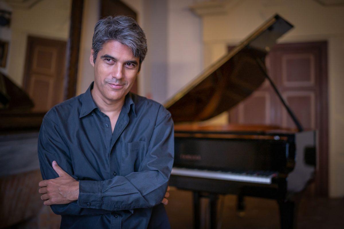 """Il pianista argentino Gustavo Gini presenta """"Nativo"""" il suo primo album realizzato interamente in Italia"""