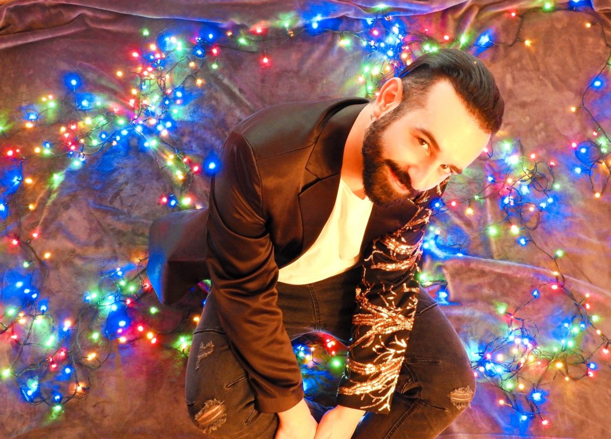 Luca Capizzi torna con una canzone d'amore pop