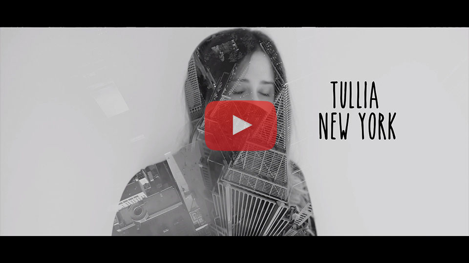 """New York"" è in nuovo Video Singolo di Tullia fuori ora"